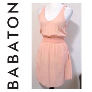Babaton Blythe silk dress
